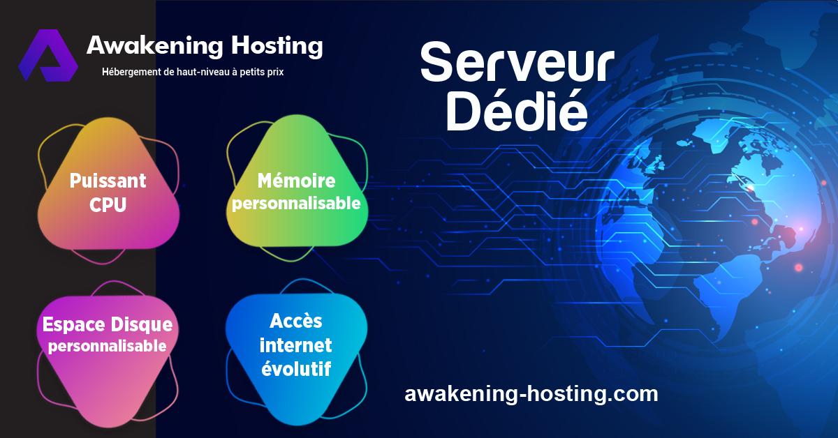 Awakening Hosting Dédié